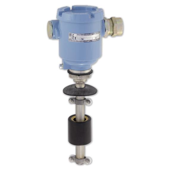 Герконовый датчик уровня ПМП-052 Контроль до 4-х уровней Выход – «сухой» контакт